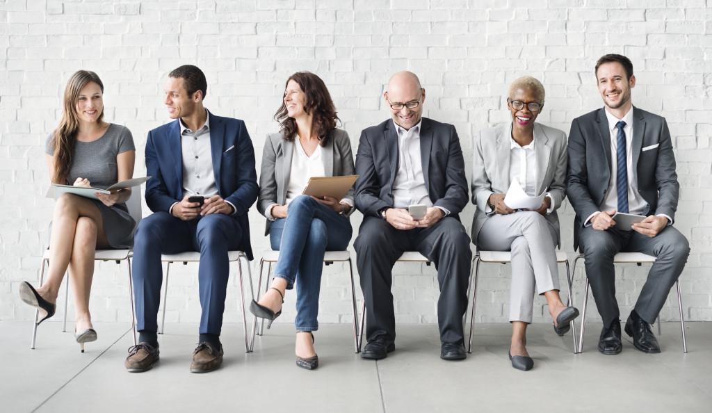 Recruitment of employees